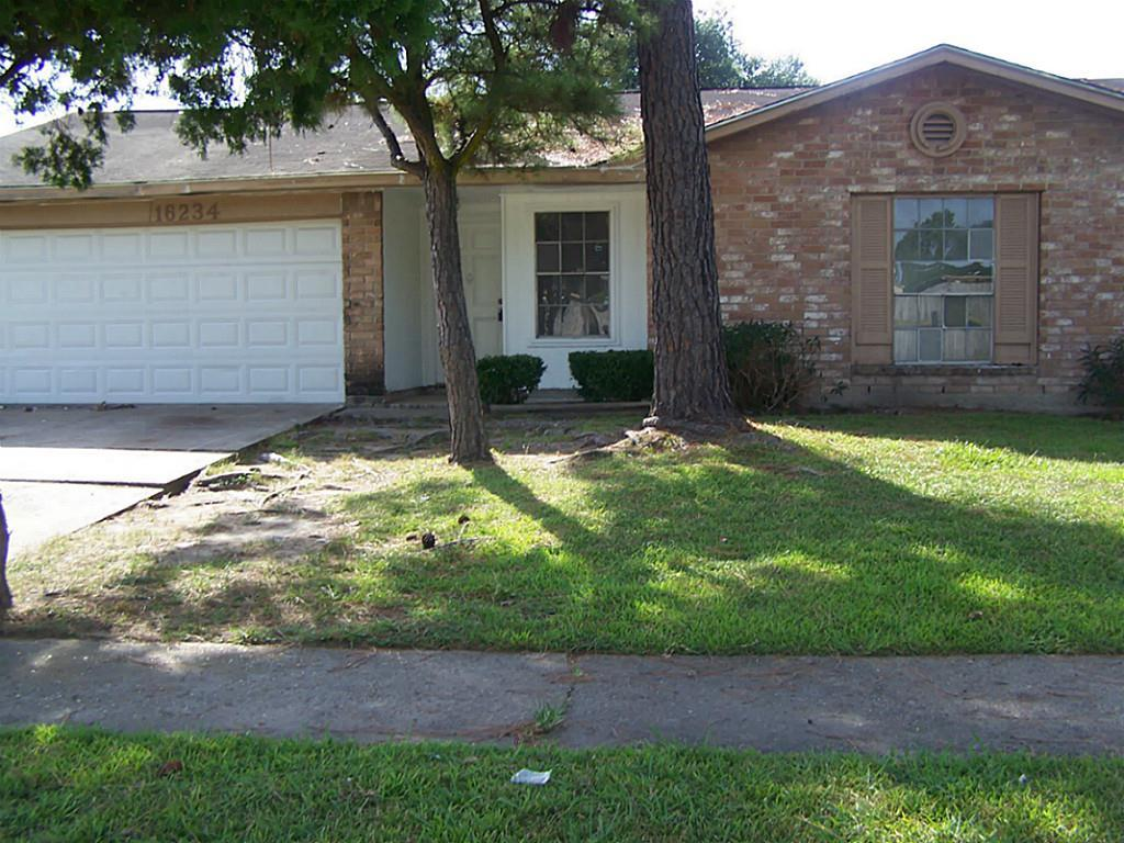 16234 Detric Ln Houston, TX 77053